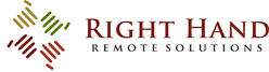 Right Hand Remote Solutions Logo