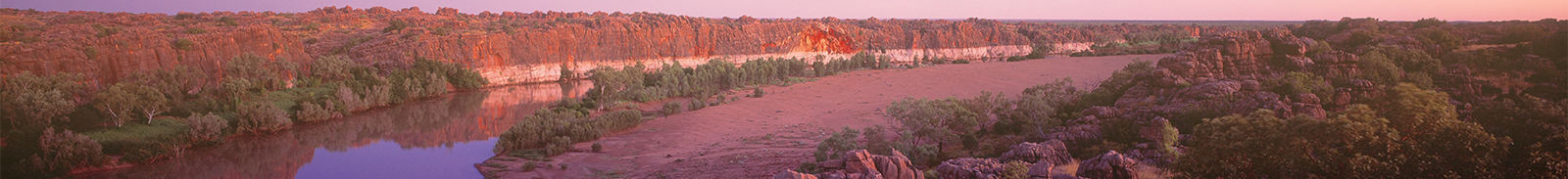 Outback Gorge Banner - Right Hand Remote Solutions